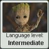 Groot Language Stamp Level: intermediate by SailorTrekkie92