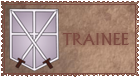 [Attack on Titan] Trainee Stamp by SailorTrekkie92