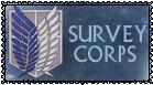 [Attack on Titan] Survey Corps Stamp by SailorTrekkie92