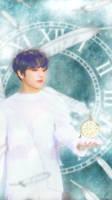 My Time iphone wallpaper by SailorTrekkie92