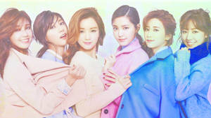 APink Wallpaper by SailorTrekkie92