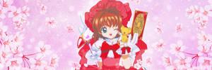 CardCaptor Sakura Twitter Header by SailorTrekkie92