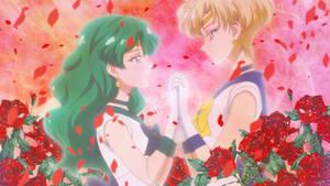 Eternal Eternity Wallpaper by SailorTrekkie92