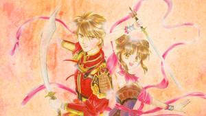 Fushigi Yuugi Wallpaper by SailorTrekkie92