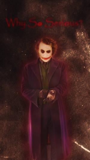 Joker iphone wallpaper 2