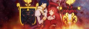 Romeo X Juliet Twitter Header by SailorTrekkie92