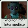 Rodian Language Stamp Level: Intermediate by SailorTrekkie92