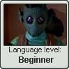 Rodian Language Stamp Level: Beginner by SailorTrekkie92