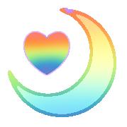 Moon (Rainbow) Avatar