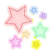Stars Avatar (Rainbow)