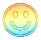 Smiley Face (Rainbow) Avatar
