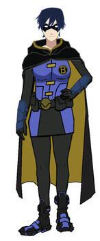 Bluejay 3 (JL Dark Apokolips War)