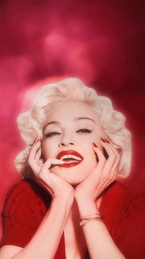 Madonna iphone wallpaper