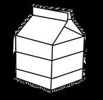 Milk Carton Base