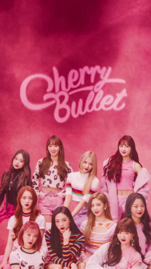 Cherry Bullet iphone wallpaper