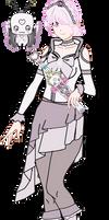 Cure Minerai (Healin Good Precure OC)