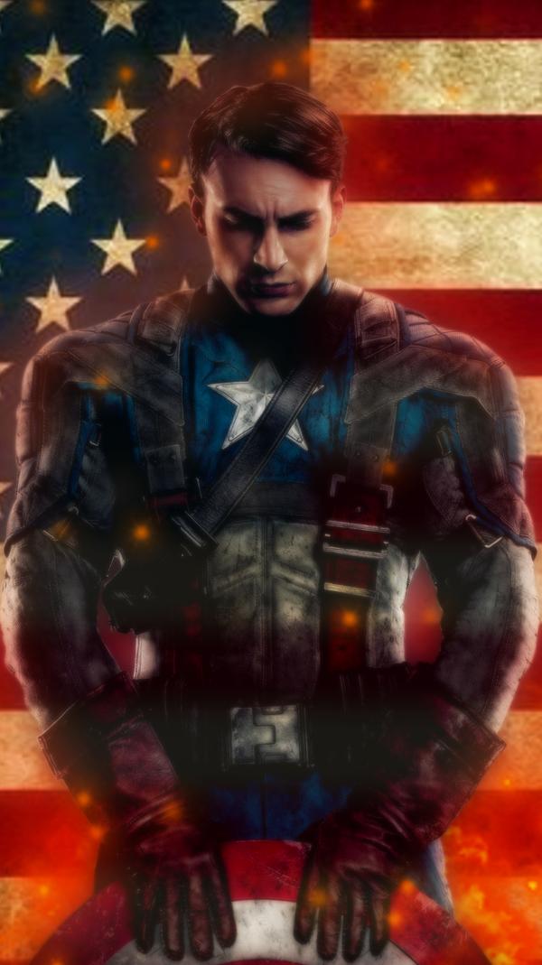Captain America iphone wallpaper 2