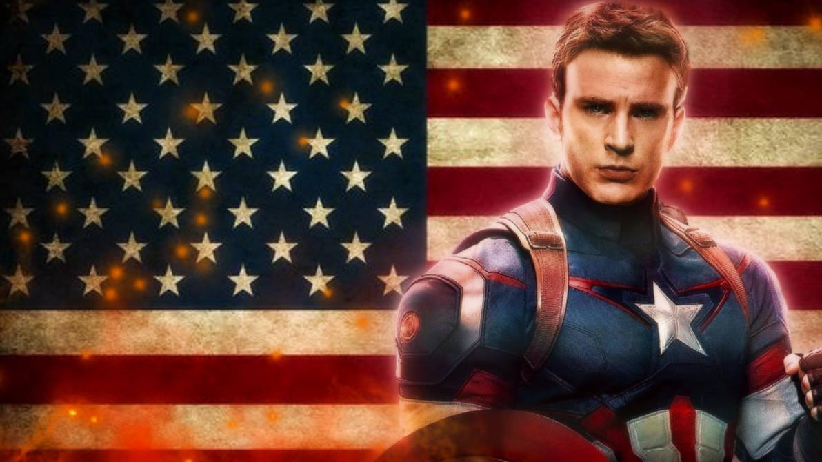 Captain America Wallpaper 2
