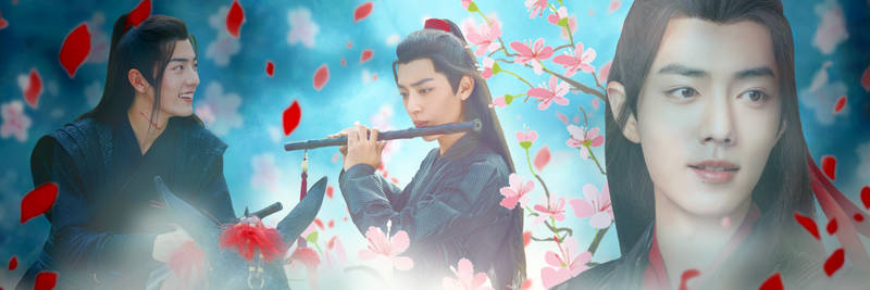 Wei Wuxian Twitter Header