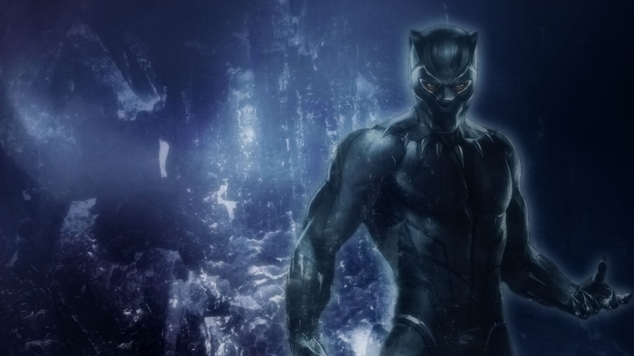 Black Panther Wallpaper 2 By Sailortrekkie92 On Deviantart