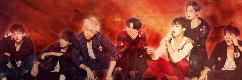 BTS War of Hormone Twitter Header