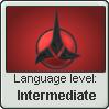 Klingonese Language Stamp Level: Intermediate