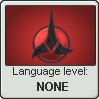 Klingonese Language Stamp Level: None