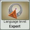 Vulcan Language Stamp Level: Expert