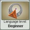 Vulcan Language Stamp Level: Beginner