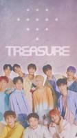 Treasure iphone wallpaper