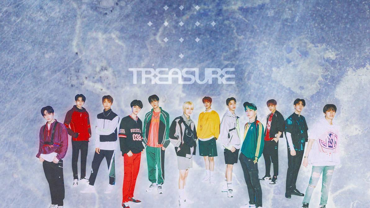 Treasure Wallpaper