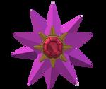 Starmie (Paint 3D)