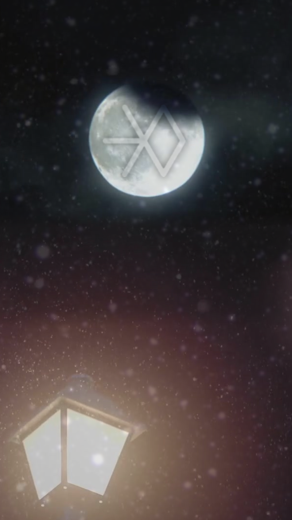 EXO Miracles in December iphone wallpaper