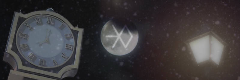 EXO Miracles in December Twitter Header