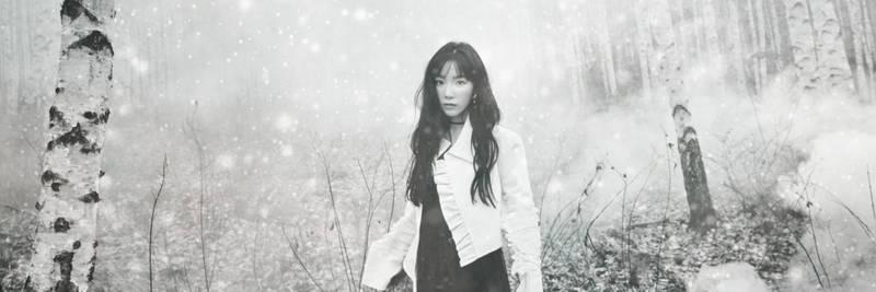Taeyeon This Christmas Twitter Header