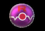 Team Rocket Ball 3 (Paint 3D)