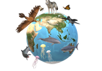Happy Earth Day (Paint 3D)