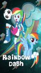 TMG M4XT3R l Rainbow Dash EQG V2