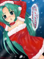 Merry Christmas by kawiikawiikawaii