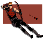 Young Justice: Red Arrow