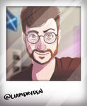 Liam Dryden Polaroid