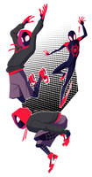 Into the Spider-Verse!