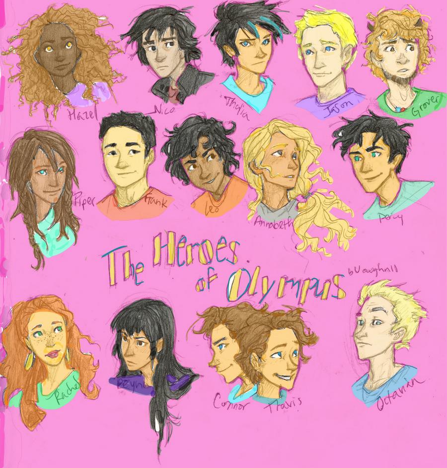 the heroes of olympus book 1 pdf free download
