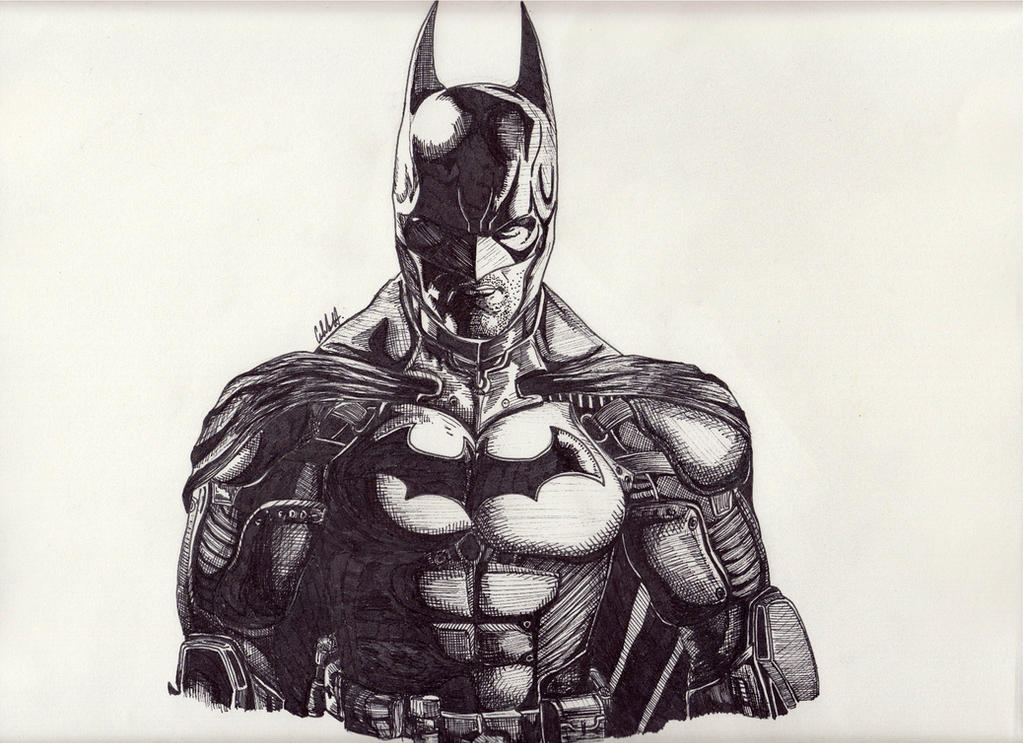 Batman By BoyWonder024 On DeviantArt