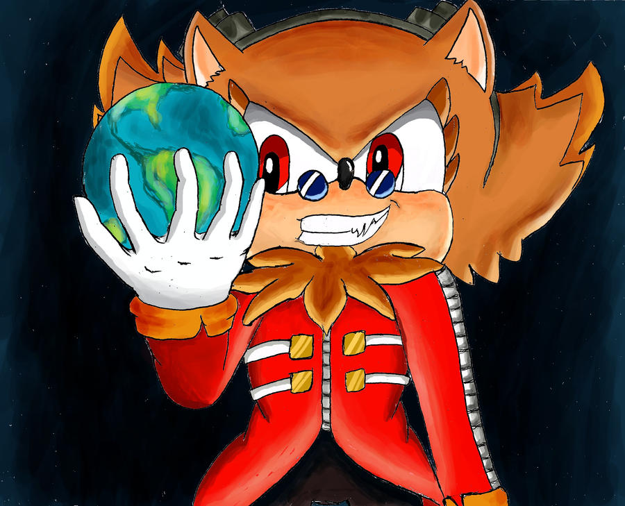 GAME: We google our first name + The Hedgehog Ivo_the__hedgehog_by_flowerlady345-d3fh5gq
