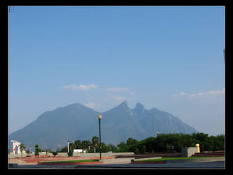 Cerro de la Silla by EgNo