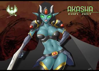 Akasha by eldiman