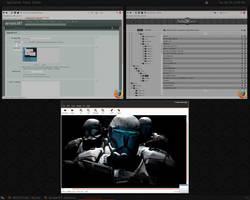 Desktop by billgoldbergmania