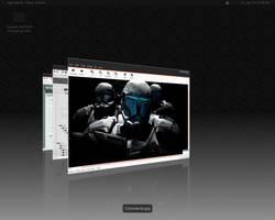 Ubuntu Desktop Flip Plugin by billgoldbergmania