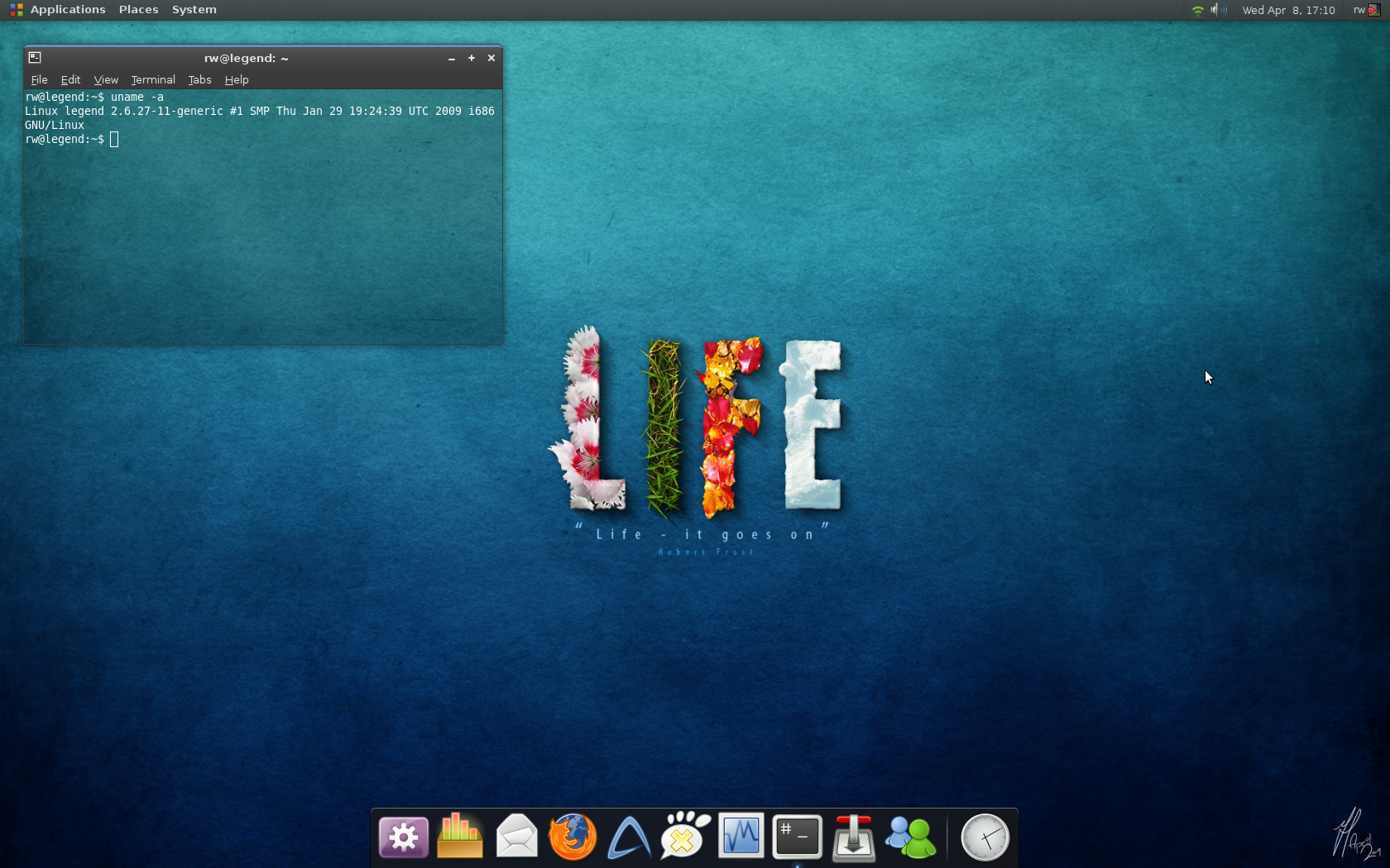 April 2009 Desktop Screenshot Thread [Archive] - Page 2